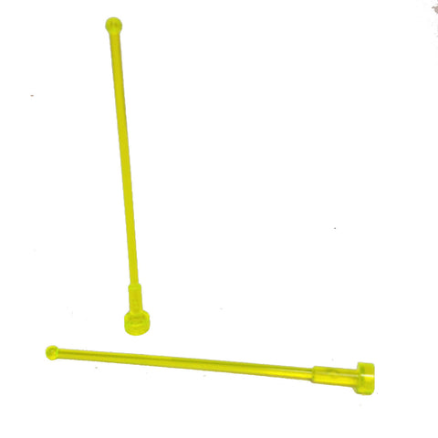 Lego Parts: Antenna Whip 8H (PACK of 2) (256949 - 2569)