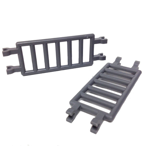 Lego Bar 7 x 3 with Quadruple Clips - Ladder (PACK of 2) (4234920 - 30095)