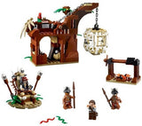 Lego Parts: Tile, Decorated 1 x 1 with PIRATES of the CARIBBEAN (Magic Compass Pattern)