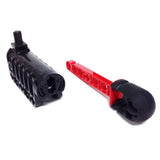 Lego Parts: Technic Competition Cannon with Arrow (Black)