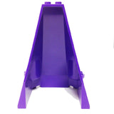 Lego Parts: Tower Roof 6 x 8 x 9 (Dark Purple)