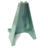 Lego Parts: Tower Roof 6 x 8 x 9 (Sand Green)
