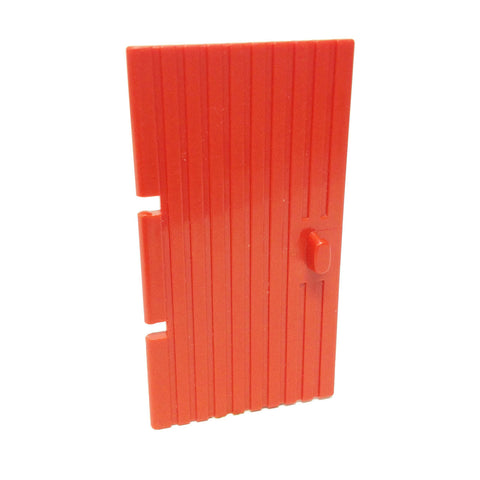 Lego Parts: Door 1 x 4 x 6 (Red)