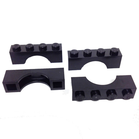 Lego Parts: Brick, Arch 1 x 4 (Pack of 4) (365926 - 3659)