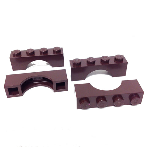 Lego Parts: Brick, Arch 1 x 4 (Pack of 4) (4623775 - 3659)