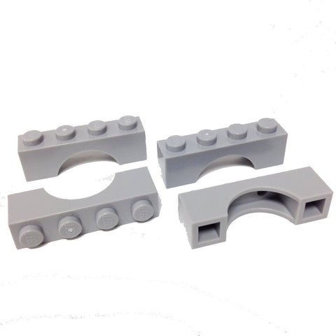 Lego Parts: Brick, Arch 1 x 4 (Pack of 4) (4211435 - 3659)