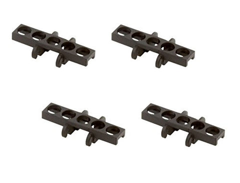 Lego Parts: Technic, Link Tread (PACK of 4 - Black)