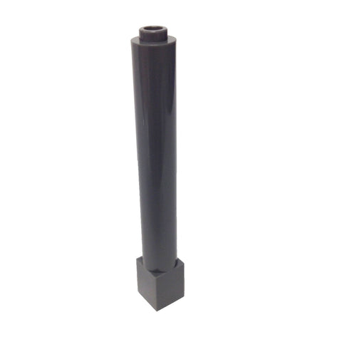 Lego Parts: Support 1 x 1 x 6 Solid Pillar (DBGray)