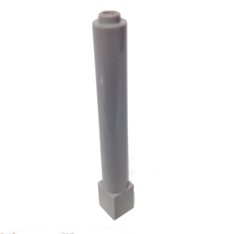 Lego Parts: Support 1 x 1 x 6 Solid Pillar (LBGray)