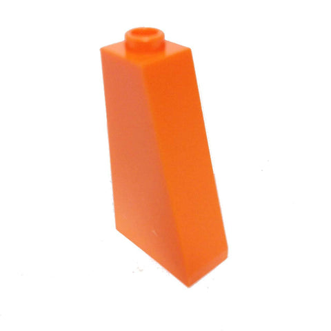 Lego Parts: Slope 75° 2 x 1 x 3 - Hollow Stud (Orange)