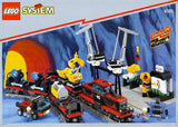 "Lego® 9v Train Set #4565 ""Freight and Crane Railway"" Sticker Sheet"
