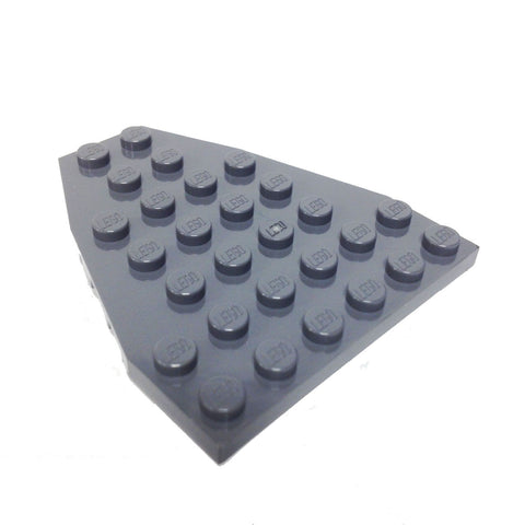 Lego Boat Bow Plate 7 x 6 with Stud Notches (4285227 - 50303)