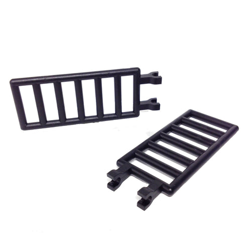 Lego Bar 7 x 3 with Double Clips - Ladder (PACK of 2) (602026 - 6020)