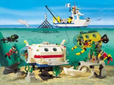 Lego Animal, Water Octopus & Fish (4273962 - 6086)