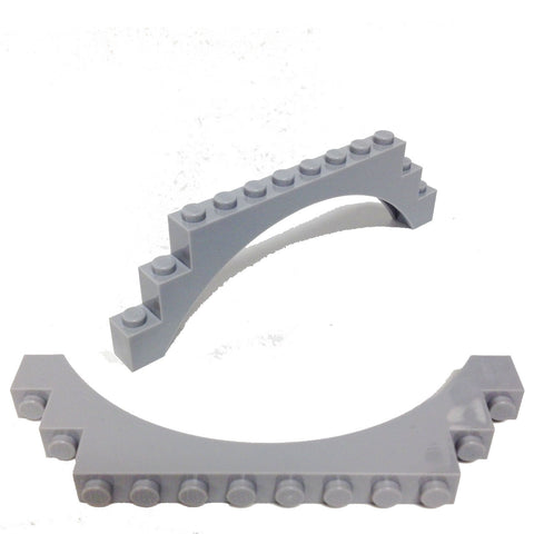 Lego Parts: Brick, Arch 1 x 12 x 3 (PACK of 2) (4224592 - 6108)