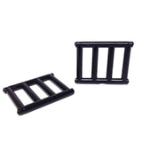 Lego Bar 1 x 4 x 3 with End Protrusions (PACK of 2) (4521681 - 62113)
