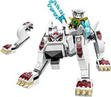 "Lego® Chima Set #70127 ""Wolf Legend Beast"" Sticker Sheet"