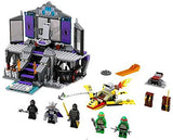 "Lego® T.M.N.T. Set #79122 ""Shredder's Lair Rescue"" Sticker Sheet"