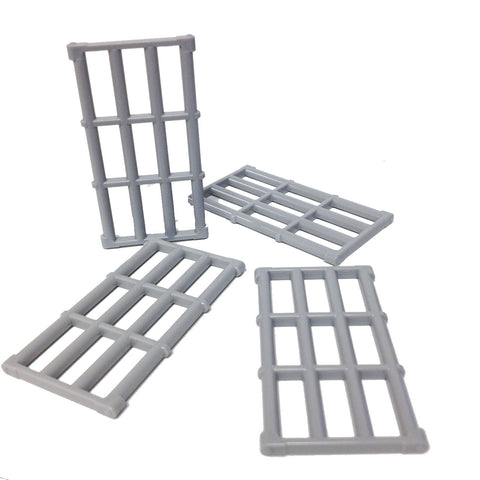 Lego Bar 1 x 4 x 6 with End Protrusions (PACK of 4) (4599496 - 92589)