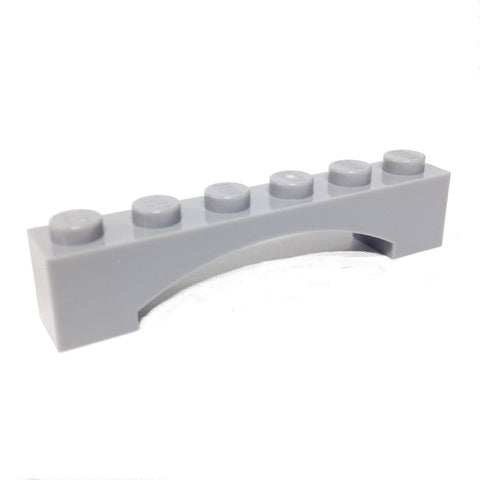 Lego Parts: Brick, Arch 1 x 6 Raised Arch (4211424 - 3455)