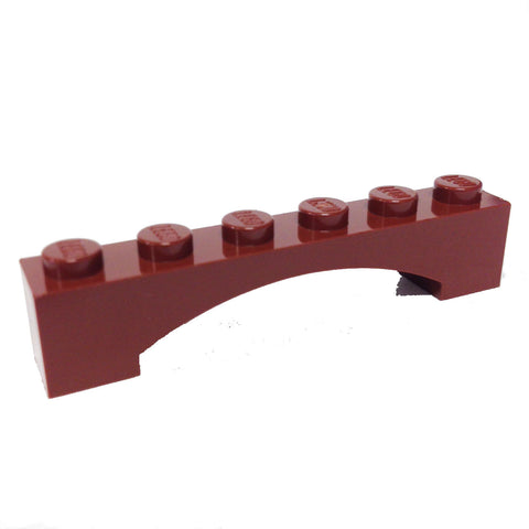 Lego Parts: Brick, Arch 1 x 6 Raised Arch (4656611 - 3455)