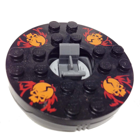 Lego Parts: Turntable 6 x 6 Frakjaw - Spinjitzu (Ninjago Spinner)