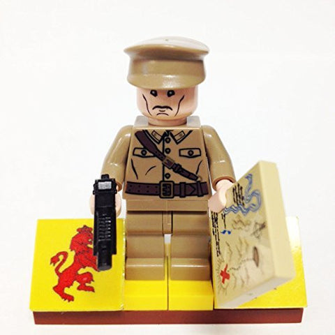 "MinifigurePacks: Lego® Indiana Jones Bundle ""COLONEL DOVCHENKO"" (IAJ018)"