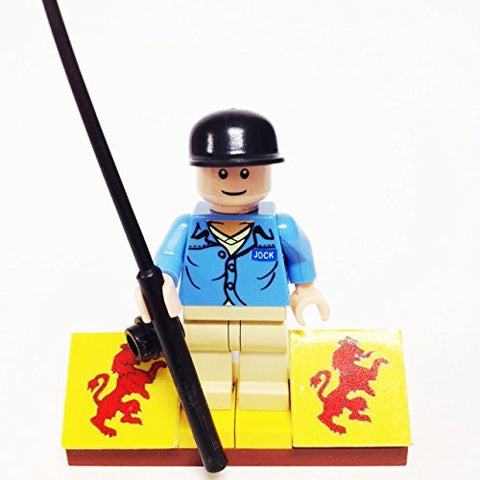 "MinifigurePacks: Lego® Indiana Jones Bundle ""JOCK"" (IAJ008)"