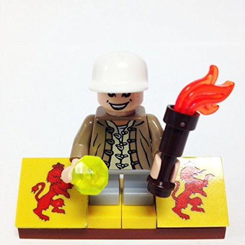 "MinifigurePacks: Lego® Indiana Jones Bundle ""SHORT ROUND"" (IAJ025)"