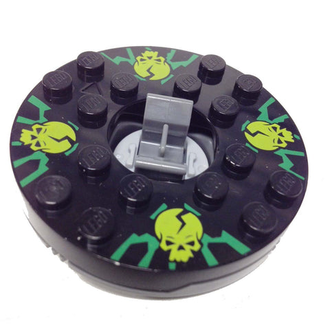 Lego Parts: Turntable 6 x 6 Chopov (Ninjago Spinner)