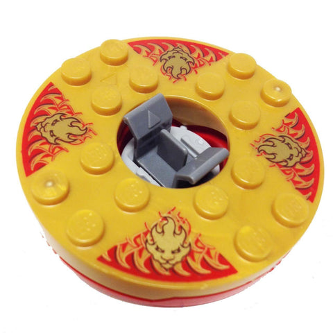 Lego Parts: Turntable 6 x 6 Kai DX - Mountain Shrine (Ninjago Spinner)