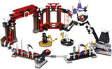 Lego Parts: Turntable 6 x 6 Cole DX - Battle Arena (Ninjago Spinner)