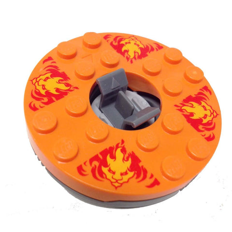 Lego Parts: Turntable 6 x 6 Kai (Ninjago Spinner)