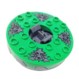 Lego Parts: Turntable 6 x 6 Cole ZX (Ninjago Spinner)