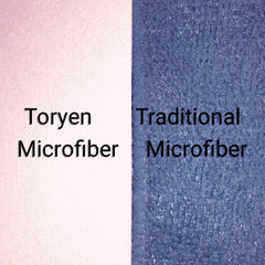 Microfiber Cleaning Cloth Comparison