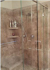 How to clean the shower and tub, no scum, no waterspots