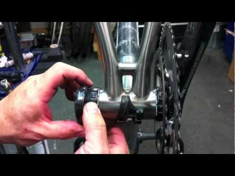 UT Shim Kit Installation for Campagnolo Ultra Torque