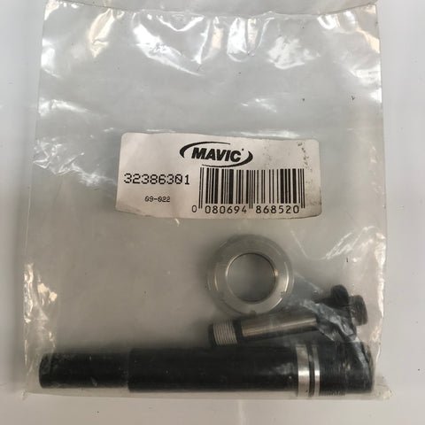 Mavic Rear Axle Crossmax ST Disc CL (2009-10) - 32386301