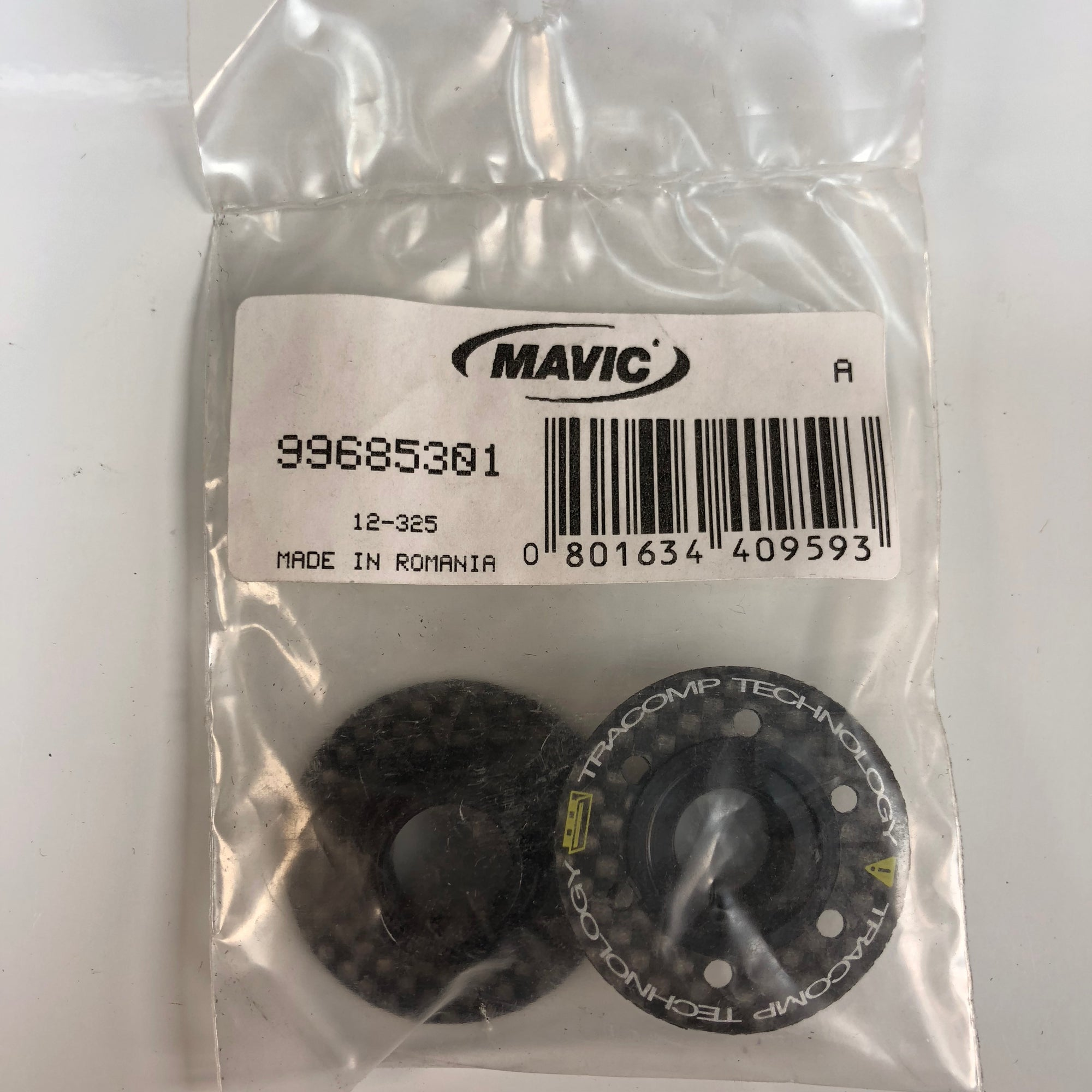 Mavic Adjust Nut and Cap R-SYS Carbon- 99685301