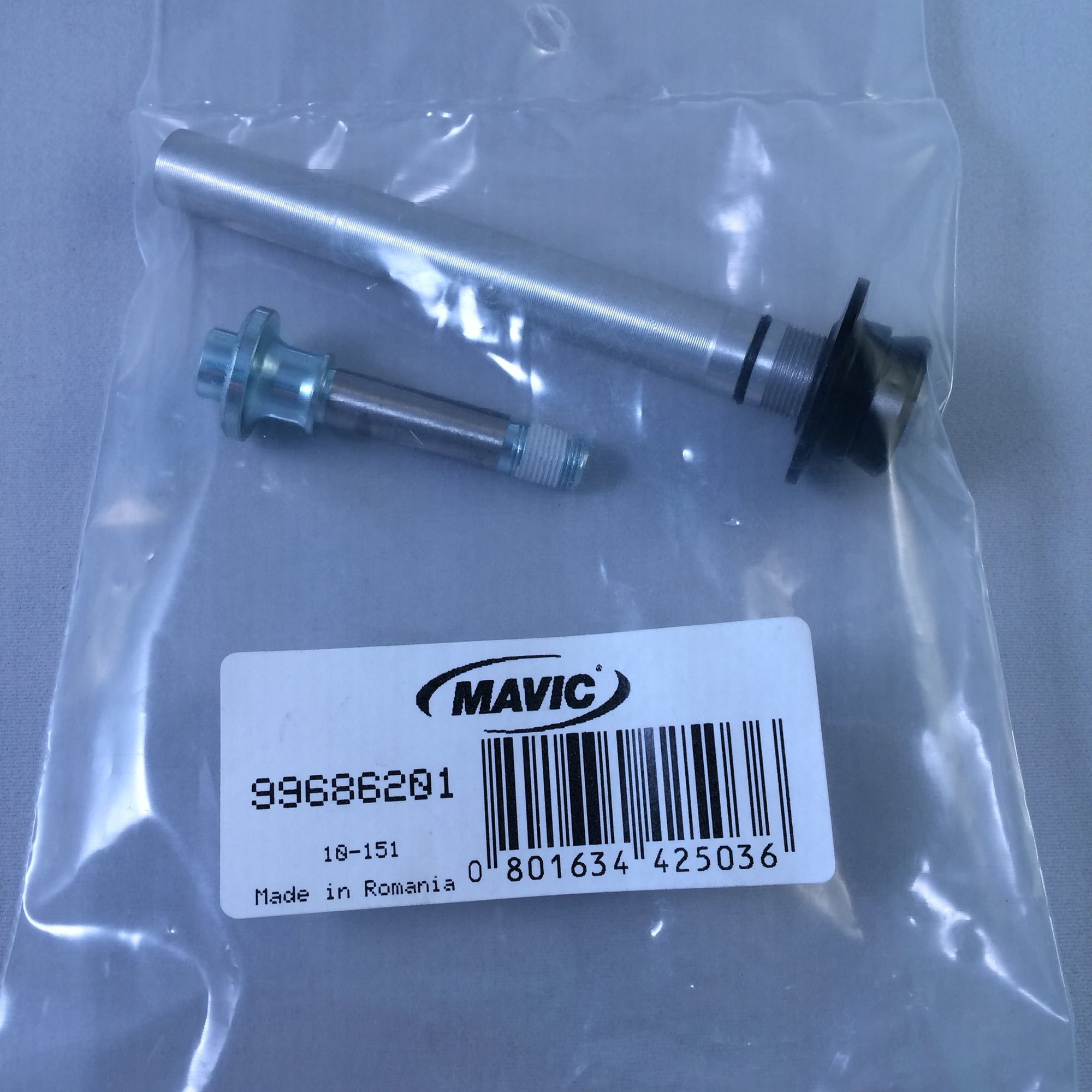Mavic Rear Axle Ksyrium Elite (2009-2011) - 99686201