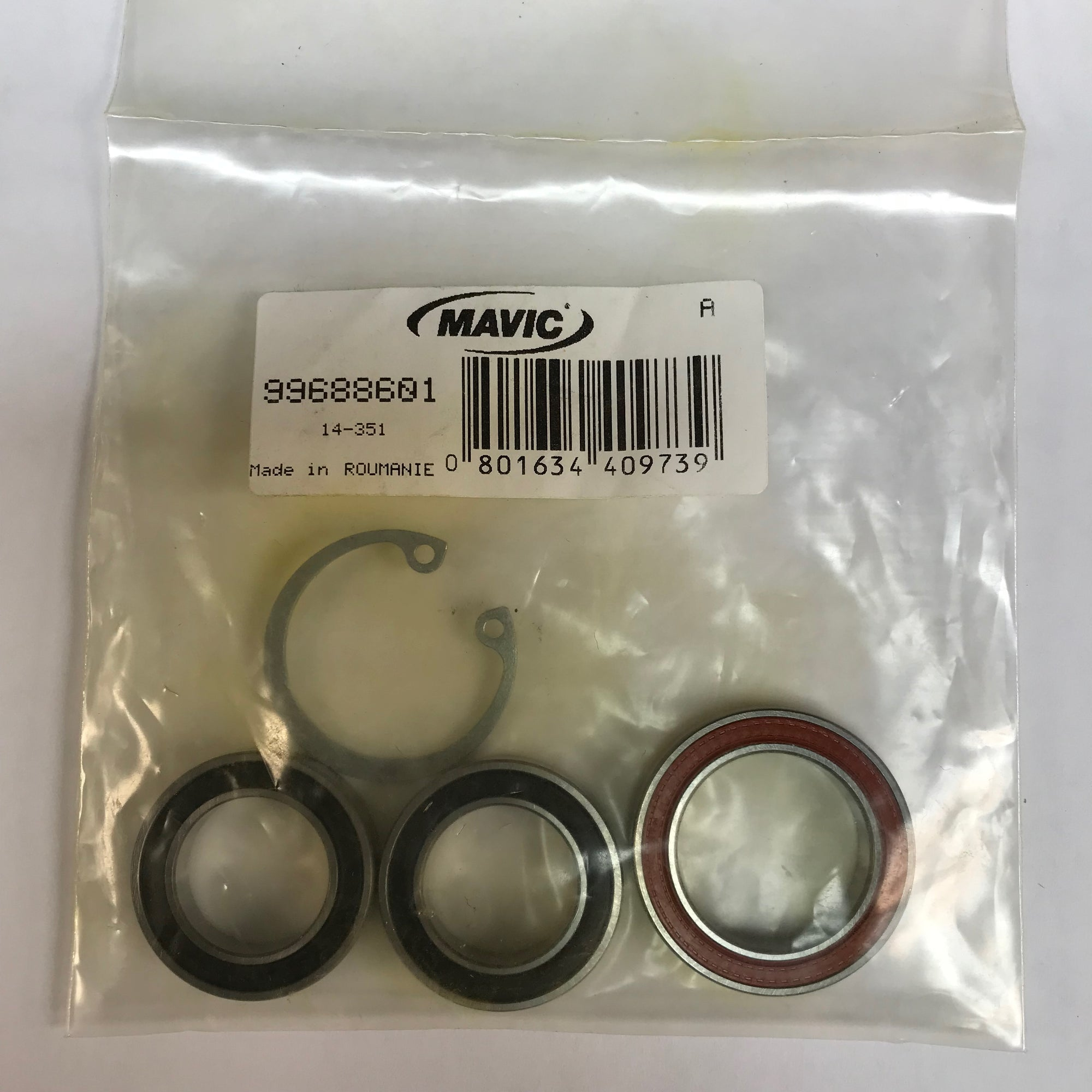 Mavic 99688601 Bearings