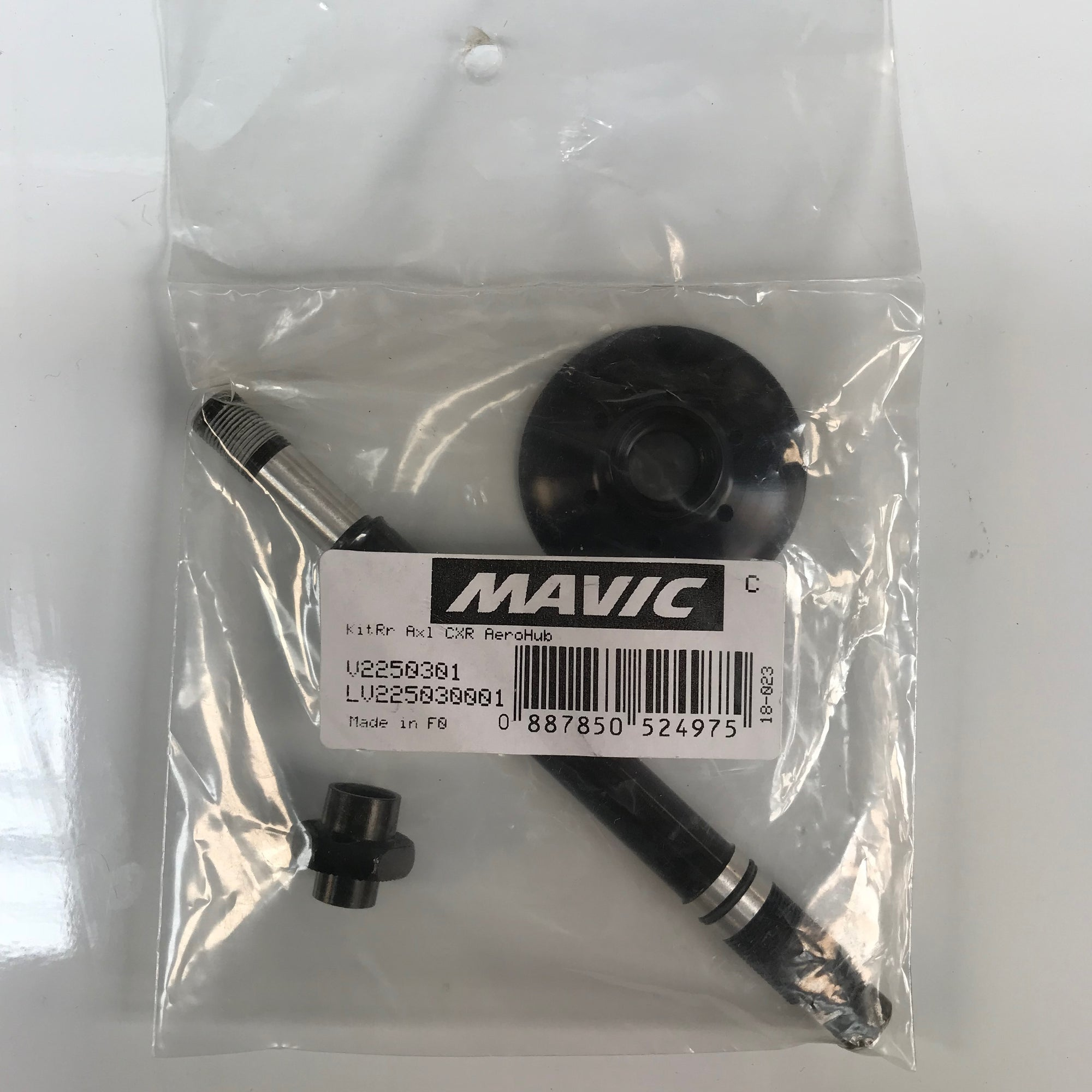 Mavic Cosmic Rear Axle Kit (2014+) - 30870101/V2250301