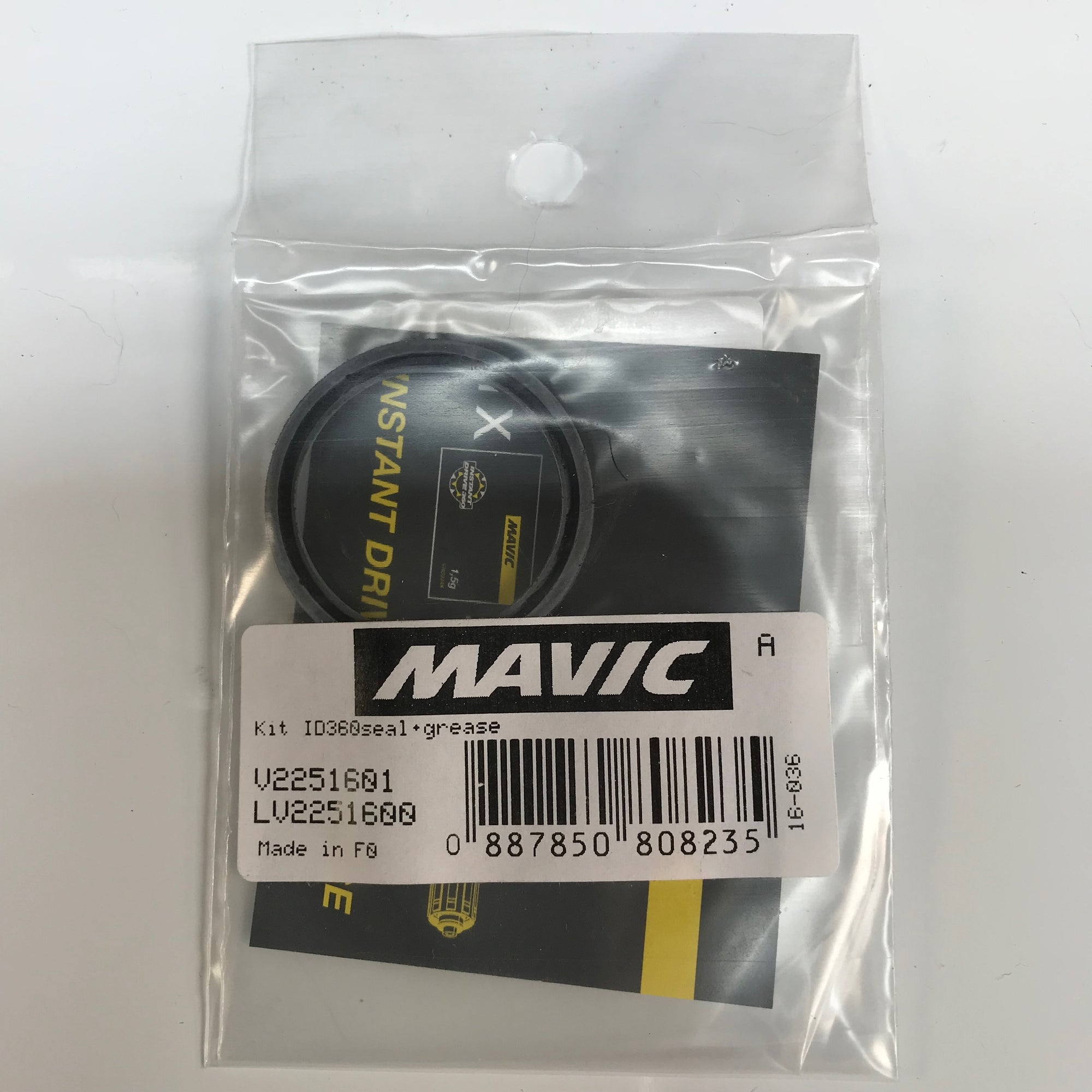 Mavic ID360 Freehub Body Seal + Grease- V2251601