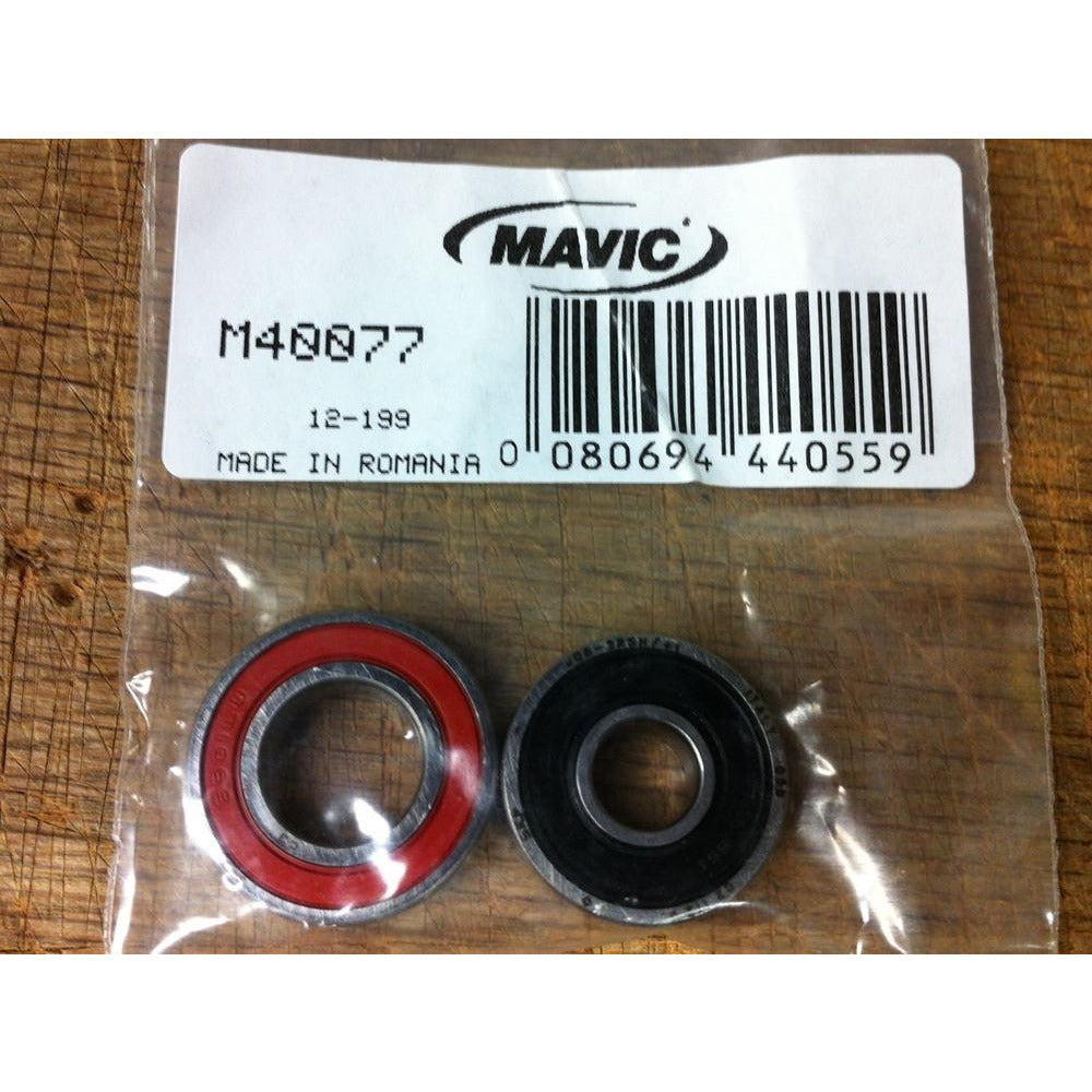 Mavic M40077 Bearings