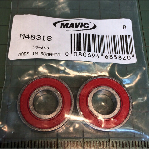 Mavic M40318 Bearings