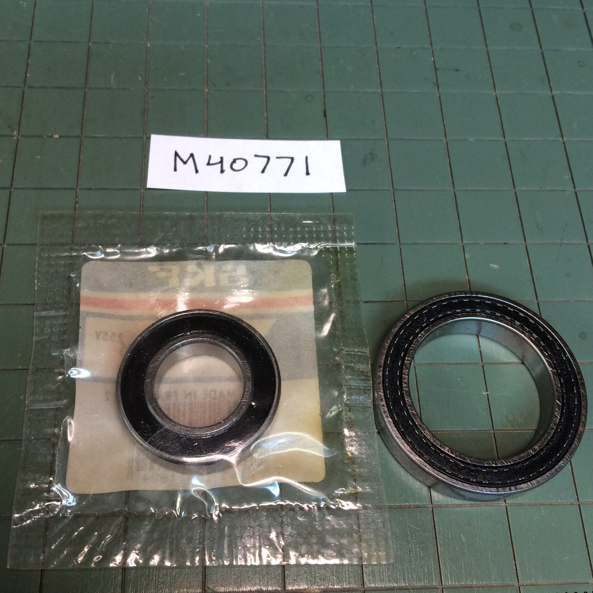 Mavic M40771 Bearings (Lefty Hub)