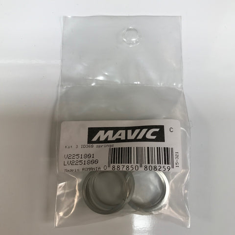 Mavic ID360 Spring Kit (3)- V2251801