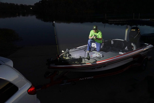 POWERLight (SOLO or Light Only): Light-UP Your Boat Deck with POWERLight! - [Fits ONLY on AquaStickPOWER] - Click Here for Details! PRE-ORDER NOW & SAVE 28%!!