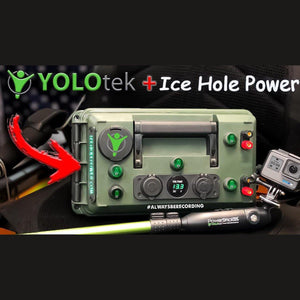 DYI YOLOtek Ready Adventure Box (Do it Yourself Kit + Add Battery of Your Choice)