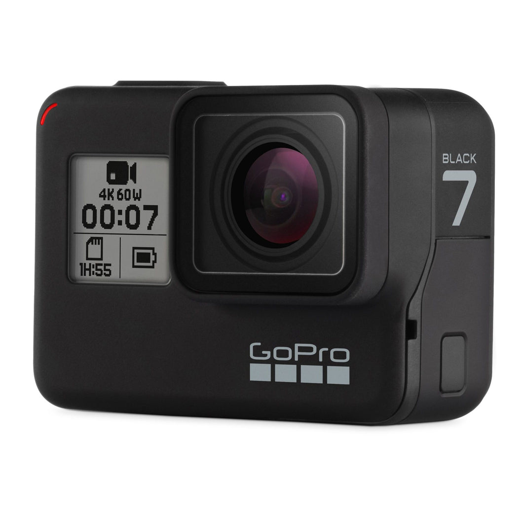 GoPro Hero 7 Black!
